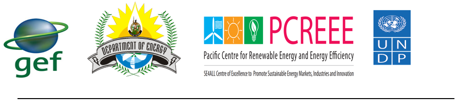 BRANTV Photovoltaic (PV) Solar Local Operator Training Program Supported by Pacific Centre of Renewable Energy and Energy Efficient (PCREEE)