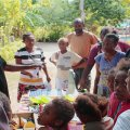 Vanuatu Rural Electrification Project (VREP) launching and awareness on Banks Islands